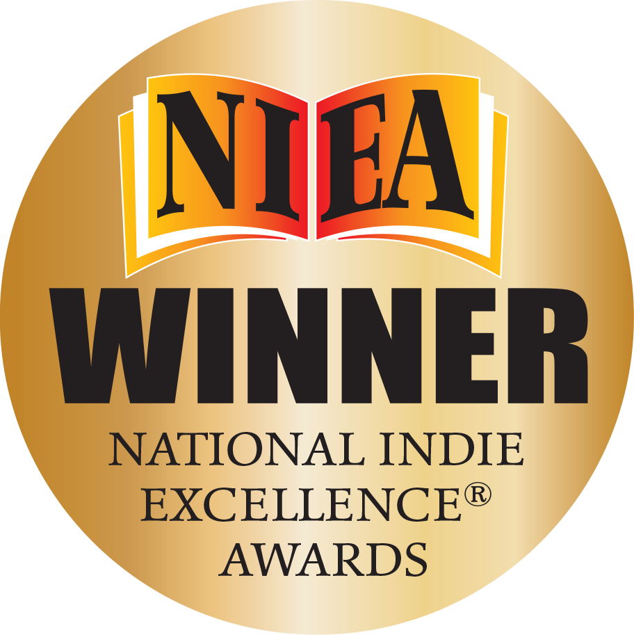 Winner in the Book Cover Design- Children's Picture Book of the 2017 National Indie Excellence Awards